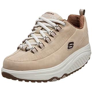 Skechers 11801 BKN Shape ups Optimize, Damen Sneaker, weiss