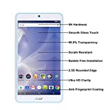 Image of Rbeik Acer Iconia One 7 B1 780 Screen Protector glass Scratch Resistant 9h Hardness Tempered Glass Screen Protector For Acer Iconia One 7 B1 780 7 inch Touchscreen Tablet