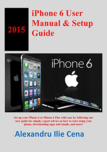 iphone 6 user manual setup guide iphone user guide for ios 8 1 rh amazon co uk Set Up Kindle without Wi-Fi Kindle Fire