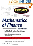 #9: Schaum's Outline of  Mathematics of Finance, Second Edition (Schaum's Outline Series)