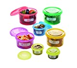 Kitchen Craft Healthy Eating Portion Control Pots (Set of 7)