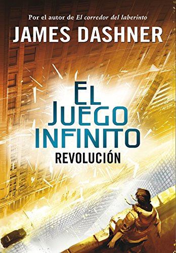 Revolución / Revolution par James Dashner