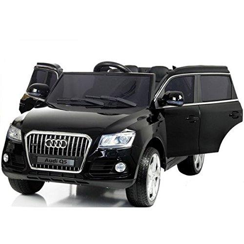 Voiture électrique 2 places 12V Audi Q5 Noire - Pack luxe d2886221ebc2