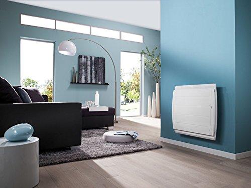 radiateur électrique connecté - atlantic maradja - 1500 watts - horizontal
