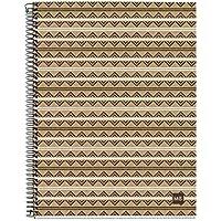Miquelrius 2873 - Notebook 4 cartón reciclado ecoazteca m (DIN A5, 148 x 210 mm, 120 hojas, 80 g/m², cuadrícula)