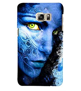 PRINTSWAG GIRL ART Designer Back Cover Case for SAMSUNG GALAXY NOTE 5 DUAL