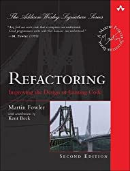 Refactoring: Improving the Design of Existing Code (Addison-Wesley Object Technology)