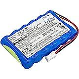 CS-CFA410MD Batterie 2000mAh Compatible avec [CEFAR] Activ 4, Bodymax Trainer (NGSF4), Myo 4, Rehab 4 Pro remplace 2651, REHAB4PRO