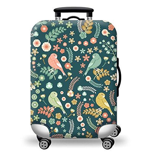 Custodia protettiva da viaggio impermeabile Custodia protettiva da viaggio Custodia protettiva Copertura elastica Copri bagagli Copertina elastica (S4, XL)