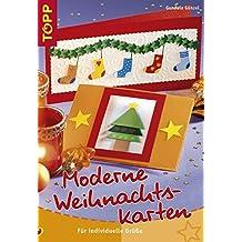 Moderne Weihnachtskarten Basteln.Suchergebnis Auf Amazon De Für Weihnachten Basteln Vorlagen Bücher
