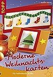 Moderne Weihnachtskarten: Weihnachtskarten - ein Thema, das auch