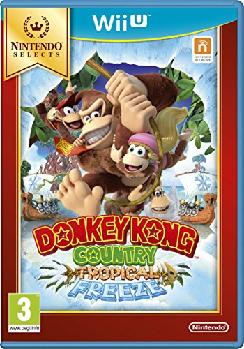 Compare Donkey Kong Country: Tropical Freeze Select (Nintendo Wii U) prices