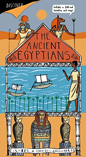 The Ancient Egyptians (Discover...) por Imogen Greenberg