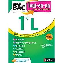 ABC du BAC Tout-en-un 1re L