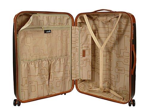 Reisekoffer Dielle 155 Koffer 77x55x29 cm (blau) anthrazit