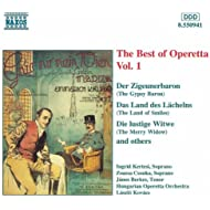 Best Of Operetta, Vol. 1