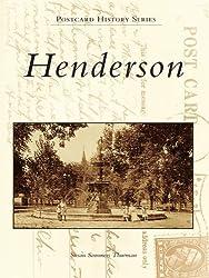Henderson (Postcard History) (English Edition)
