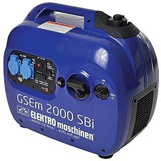 Professionnel sioneller 2,0kW Générateur/Générateur gsem 2000sbi Inverter/Compact Léger Mobile Silencieux efficace Épaisseur/moteur à essence