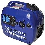 Profesional sioneller 2,0kW Generadores de corriente/Generador gsem 2000SBI Inverter/compacto ligero móvil Silencioso RMS Stark/Motor de gasolina