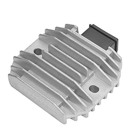 Preisvergleich Produktbild WildBee Gleichrichter Spannungsregler für Yamaha FZ6R 09-13,  MORPHOUS 250 CP250 06 08,  BT1100 02-06,  VP300 03-04,  GRIZZLY 660 YFM660 02-08 Stromspannung