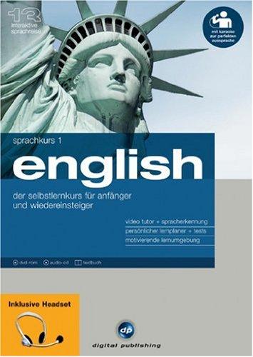 Interaktive Sprachkurs 13: Englisch Teil 1 + Headset