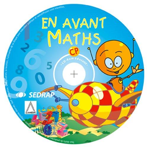 En avant maths CP CP (Le CD pour une utilisation en classe)