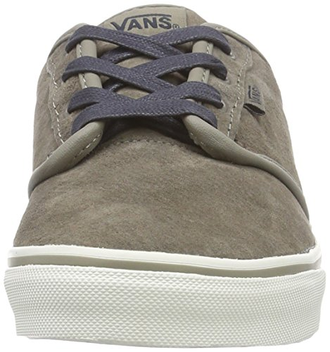 Vans Y Atwood, Baskets mode mixte enfant Gris ((mte) Brin
