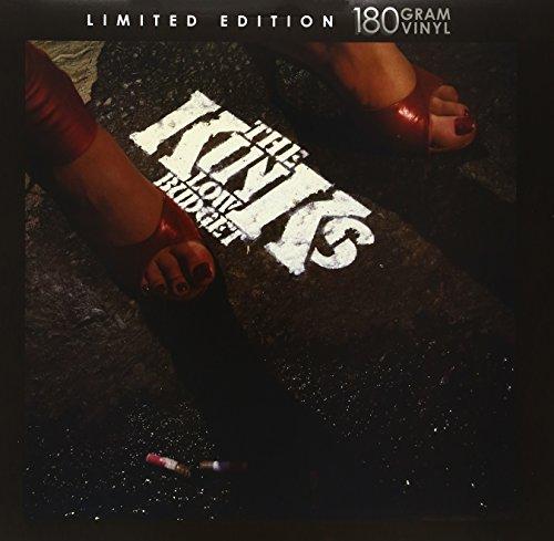 Kinks: Low Budget (180 Gram) [Vinyl LP] (Vinyl)