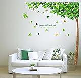 Oren Empower Green wind tree decorative ...