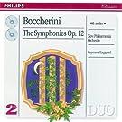 Boccherini: 6 Symphonien op. 12