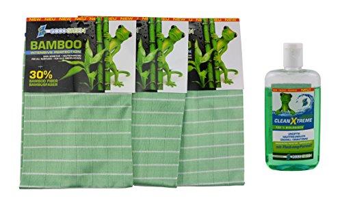 eccogreen-3-x-panno-di-bambu-intenso-1-x-clean-x-treme-bioreiniger-110-ml-per-tutte-le-superfici-ass