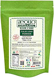 Aequo Organic byPurenaturals Tulsi Leaf Powder -120GM