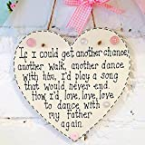 If I could get another dance with my father