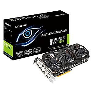 Gigabyte GTX 960 G1 Gaming Scheda Video, 2GB, PCIE, Nero