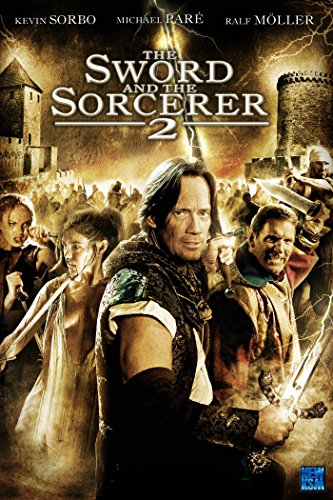 The Sword and the Sorcerer 2 Cover