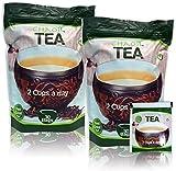Chaoji Tea - 2 Pack 60 Tea Bags Natural Detox Chaoji Tea- Weight-Loss