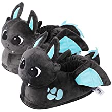 Zapatillas de dragón para niños