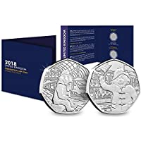 Change Checker 2018 Complete Paddington 50p Collecting Pack