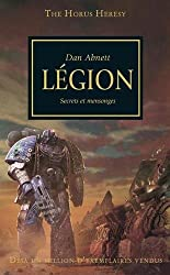 The Horus Heresy : Légion, secrets et mensonges