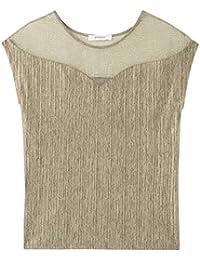 Promod Lamé-Shirt
