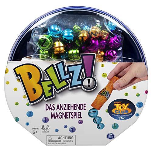 Spin Master Games 6053027 - Bellz! Das anziehende Magnetspiel für die ganze Familie, 2-4 Spieler ab 6 Jahren