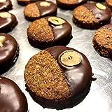 Schokokrock Low Carb zuckerfreie Kekse - Box 20er - ohne Zucker & ohne Weizen. Diabetiker Schokolade - Mehr Protein & Ballaststoff