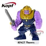 Kopf KF427 Super Heroes Avengers Infinity War Thanos Outrider Rocket...