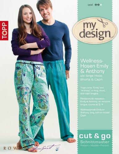 My Design Wellness-Hosen Emily & Anthony: als Lange Hose, Shorts & Capri - Emily Schnitt