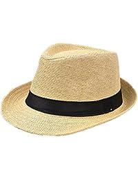 27b9a8fd368d7 Dylandy Sombrero de Vestir - para Hombre