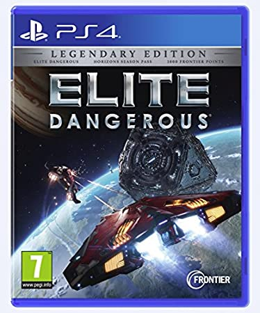 Elite Dangerous Legendary Edition (PS4)
