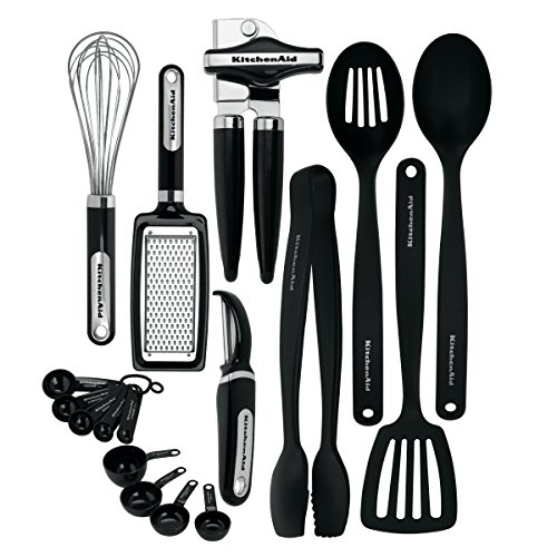 kitchenaid-classic-17-piece-tools-and-gadget-set-black