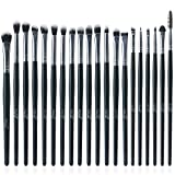 Best Eye Shadow Brushes - MSQ Eyeshadow Brushes Set 20pcs Makeup Eye Brushes Review