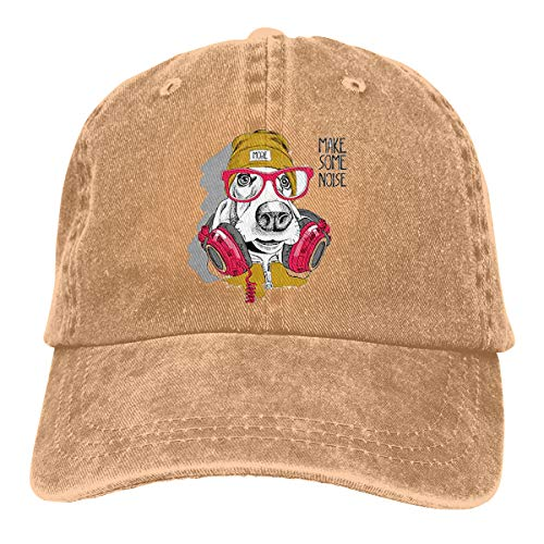 Wfispiy Basset Hound Dog Red Brille 2019 Caps Baseball Cap Sport Hut (Adler Dog Kostüm)