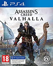 Assassin's Creed Valhalla Standard Edition (Free PS5 Upgr